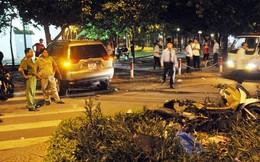 """Một nạn nhân vụ ô tô """"đại náo"""" giữa trung tâm TP.HCM đã tử vong"""
