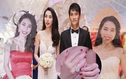 Những con số gây sốc trong đám cưới Công Vinh - Thủy Tiên
