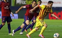 Box TV: Xem TRỰC TIẾP và SOPCAST Barca vs Osasuna (23h00)