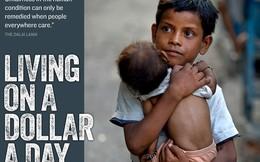 Nhói tim với cuộc sống nghèo khổ ở tận cùng thế giới