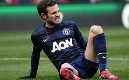 Man United: Thua cũng vì có Juan Mata mà không biết dùng