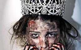 Ám ảnh bức hình chống bạo lực của người đẹp Venezuela