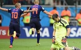 Vòng loại Euro 2016: Tây Ban Nha, Anh và Italia gặp khó