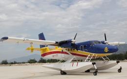 Lữ đoàn Không quân Hải quân 954 tiếp nhận phi đội DHC-6