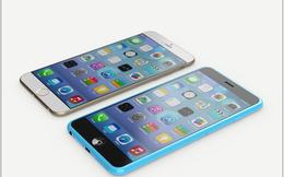 """iPhone 6 """"khoe dáng"""" cùng iPhone 6C"""