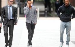 Cựu cầu thủ Man United dọa tạt axít, đánh bom người tình cũ
