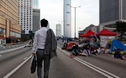 Lực lượng suy giảm, người biểu tình Hồng Kông đồng ý đàm phán