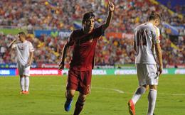 "Tây Ban Nha đại thắng, HLV Del Bosque ""thổi"" David Silva"