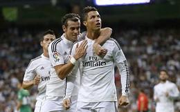Cris Ronaldo lên tiếng về vụ chuyển nhượng sang Man United