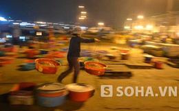 Ngày 8/3 của những phụ nữ mưu sinh lúc 0h ở cảng cá