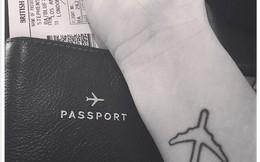 17 hình xăm thú vị thể hiện bạn là tín đồ của những chuyến du lịch