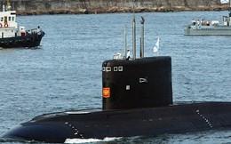 Chi phí vận hành tàu ngầm Kilo là bao nhiêu một năm?