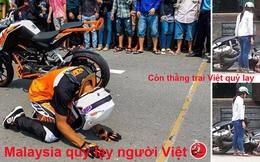 Hai cái quỳ nhục nhã của người Việt