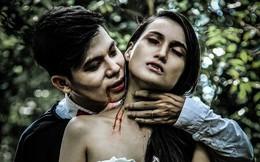 Thiếu nữ Bình Dương xinh đẹp hóa quỷ khát máu Dracula
