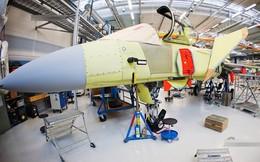 Thăm nhà máy chế tạo tiêm kích Gripen Thụy Điển