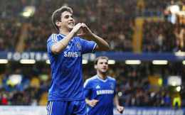 Chelsea gặp khó khi bán Mata: Oscar sa sút phong độ