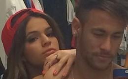 Ghen tuông không dứt, Neymar lại chia tay mỹ nhân Bruna
