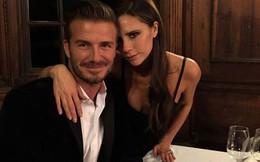 Beckham và vợ công khai ảnh nhạy cảm