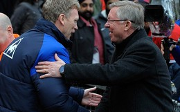 "Sir Alex lại ""xúi dại"" David Moyes?"