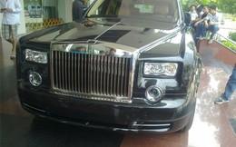 """""""Tung tích"""" Rolls Royce Phantom Rồng 35 tỷ thứ 4 của Việt Nam"""