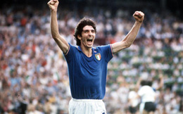 World Cup 1982: Chuyện cổ tích của Paolo Rossi