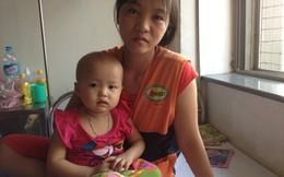 Xin cứu bé bạch cầu tủy dòng L2
