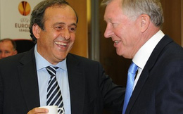 "Sir Alex Ferguson kiếm ""một chân"" trong UEFA"