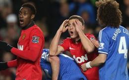 Man United lo sốt vó vì án treo giò của Vidic