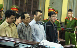 Tuyên tử hình nguyên chiến sĩ công an mua bán ma túy