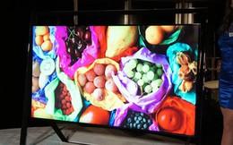 """Những mẫu tivi có giá """"điên rồ"""" nhất tại Việt Nam"""