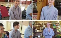 Thiếu nữ Mỹ 17 tuổi quy y tại chùa Việt Nam