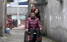 Rớt nước mắt với tình yêu của cô gái dành cho chàng trai bại liệt