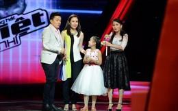 Cát Tiên Sa 'cấm' bố mẹ thí sinh The Voice Kids trả lời báo chí?