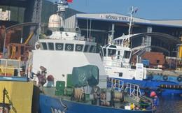 Tàu Cảnh sát biển 4032 tiếp tục lên đường làm nhiệm vụ