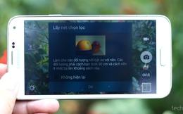 """Galaxy S5 """"khoe clip"""" nét gấp 4 lần chuẩn HD"""