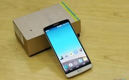 Review LG G3: Lấy nét bằng Laser, màn hình siêu đẹp