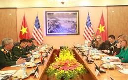 Đối thoại QP Việt - Mỹ: Tăng cường quan hệ đối tác toàn diện