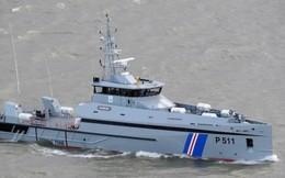 Nhà máy Damen-Sông Cấm xuất khẩu tàu quân sự cho Venezuela
