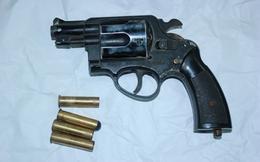 Thu được khẩu súng của trung úy CSGT bị chém, cướp xe Air Blade