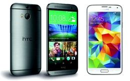 5 lý do HTC M8 thắng đẹp Galaxy S5
