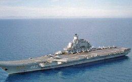 """Tàu sân bay Nga """"chọc"""" vào điểm yếu của NATO"""