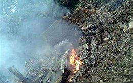 Công bố nguyên nhân vụ rơi máy bay ở Hòa Lạc
