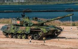 """Mạnh yếu của xe tăng Type-96A: Lộ tẩy """"hàng Tàu"""""""