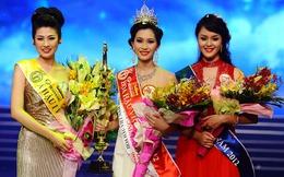 Rút khỏi cuộc thi Hoa hậu Việt Nam vì trót sống thử