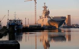 Tàu sân bay trực thăng Mistral: Pháp tự bắn vào chân mình
