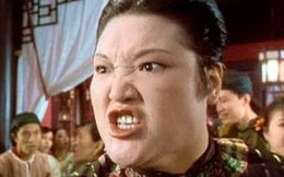 """Nữ diễn viên """"đã xấu lại còn ác"""" kinh điển trong phim Châu Tinh Trì"""