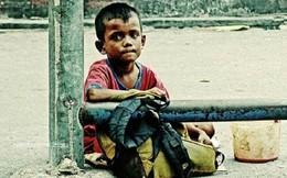 Ám ảnh bức hình về trẻ em nghèo trên thế giới