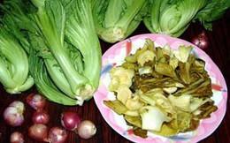 Các thực phẩm liên quan bệnh ung thư