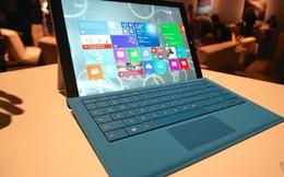 """Surface Pro 3: """"Kẻ hủy diệt"""" laptop đã xuất chiến"""