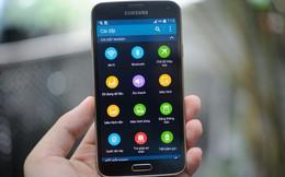 """Galaxy S5 """"vàng champagne"""" cạnh tranh quyết liệt iPhone 5s"""